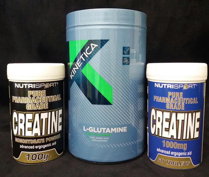 Creatine Glutamine