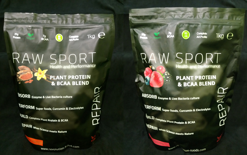 Plant protein BCAA